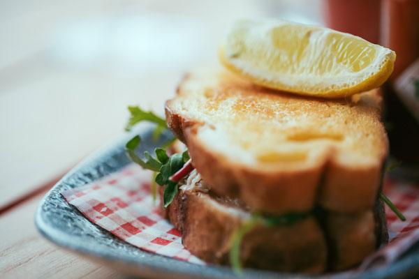Collina Sandwich Menu