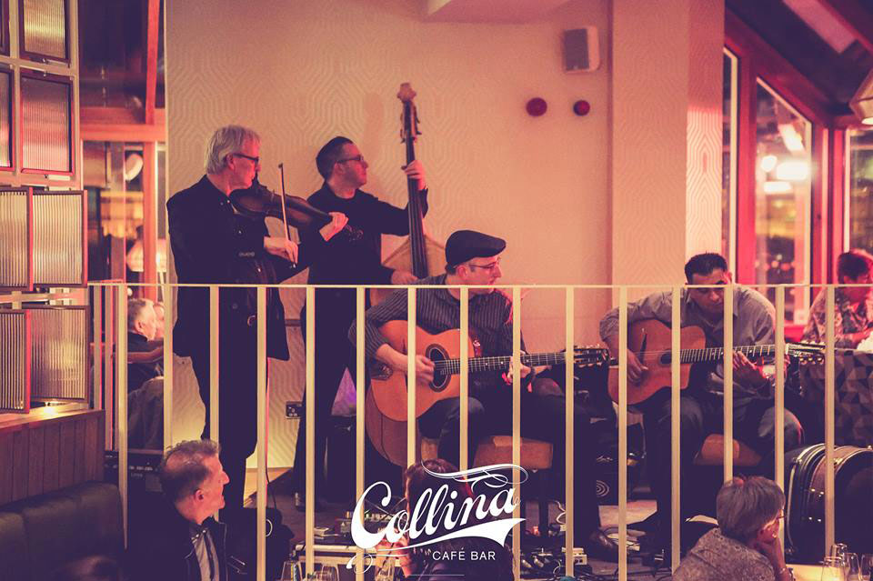 Manouche Collina Live Bands