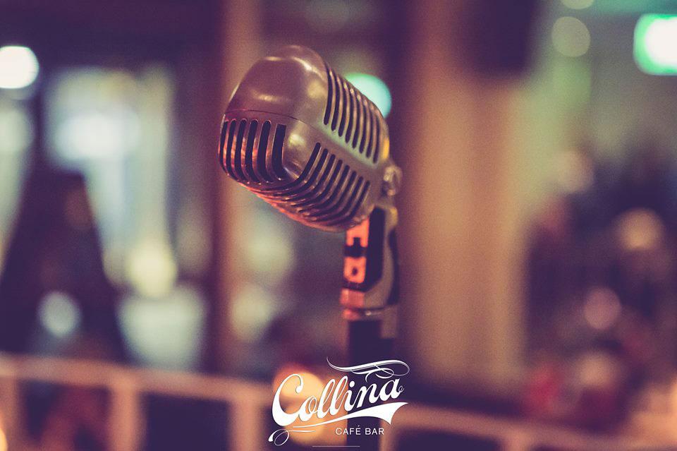 Singing Collina