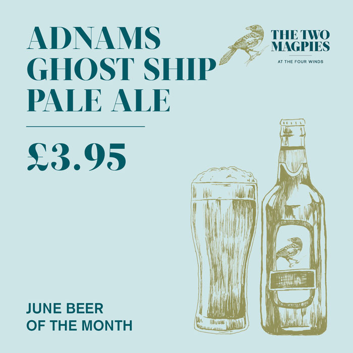 The Two Magpies Beer of the Month