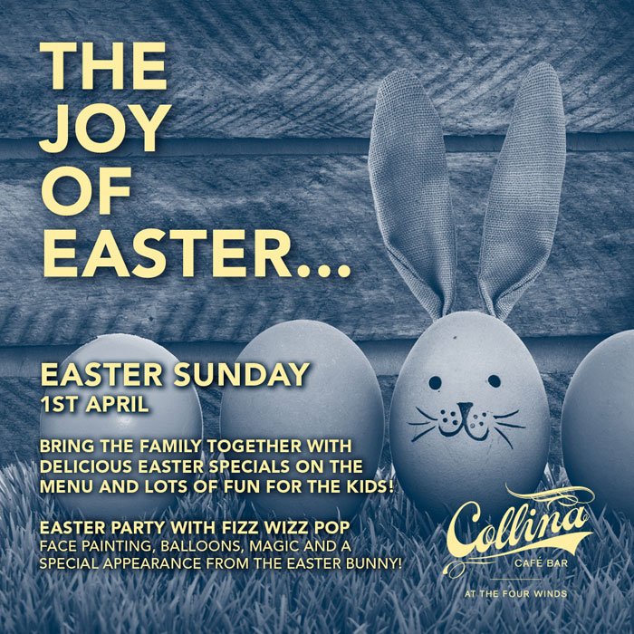easter sunday the four winds collina